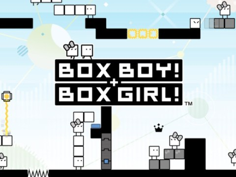 BoxBoy! + BoxGirl! review – hip to be a square