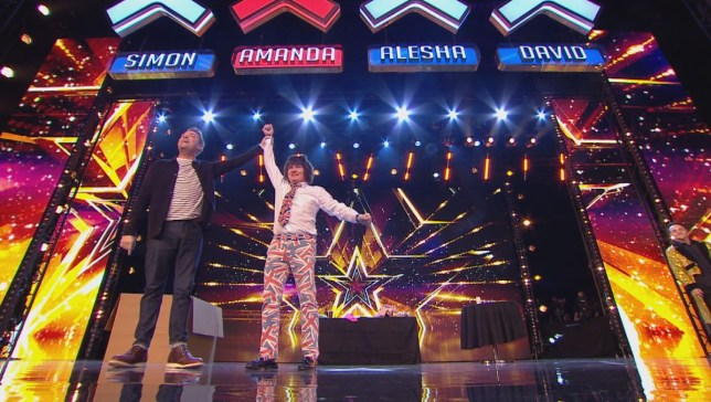 Britain's Got Talent act gets golden buzzer after auditioning 10