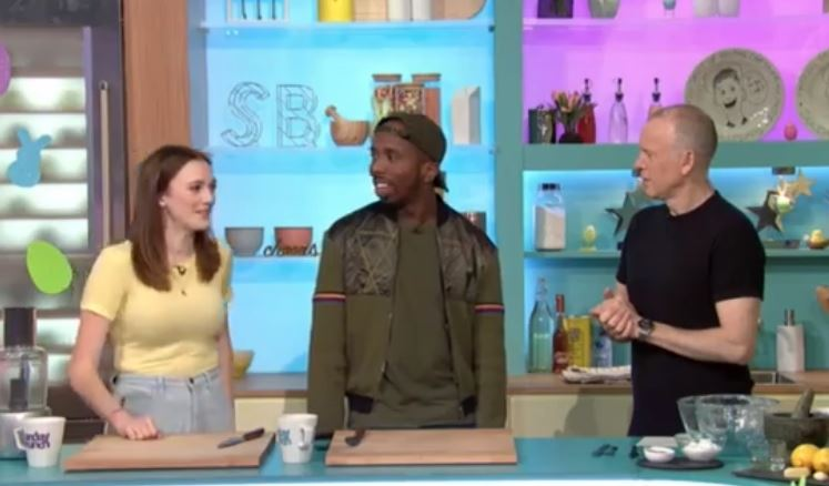 Sunday Brunch pulled off air after power cut plunges show into darkness