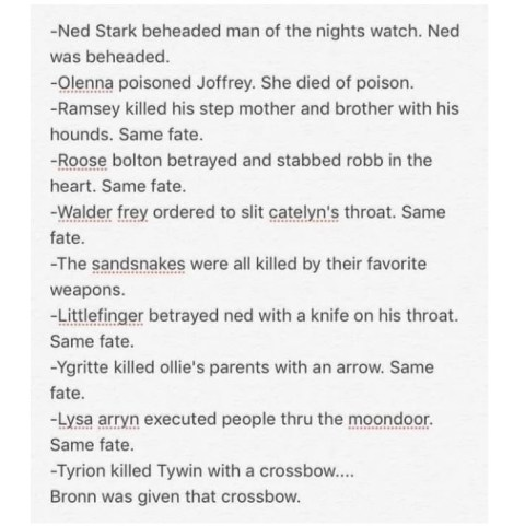 Game of Thrones season 8 Tyrion Lannister death proven by