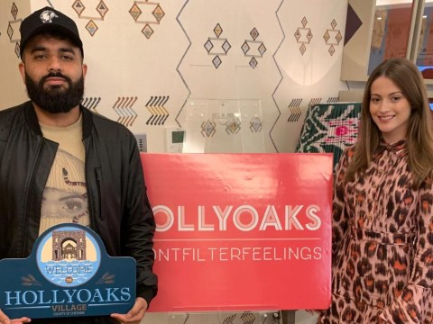 Hussain Manawer: Writing the poetry for Hollyoaks' Lily death story really hit home