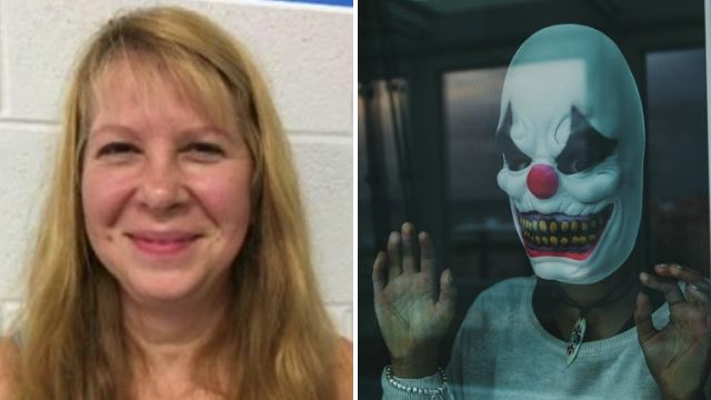 Female 'killer clown' who 'murdered her lover's wife' faces death penalty