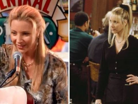 Lisa Kudrow starred as Friends character for first time 25 years ago today – but it wasn't Phoebe