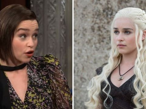 Game Of Thrones's Emilia Clarke used Dothraki language to help her through brain aneurysm horror