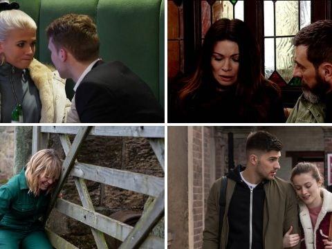 25 soap spoilers: Coronation Street stalker hell, EastEnders drugs twist, Emmerdale death fears, Hollyoaks tragic death