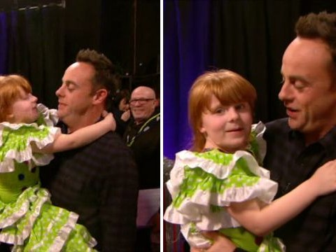 Britain's Got Talent fans left in tears as child tells Ant McPartlin: 'I've missed you'
