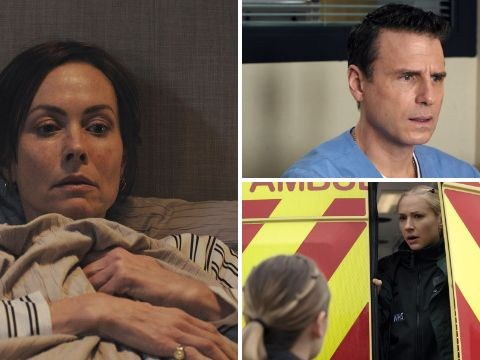 7 Casualty spoilers: Terror for Connie as her attacker is revealed