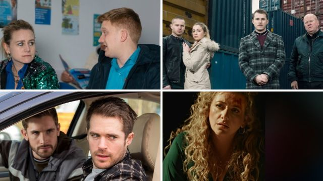 10 big moments from soapland this week