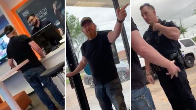 Vile racist tells shop worker called Mohammed: 'I've been killing your kind for six months'