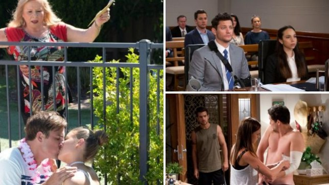 Here are all the big spoilers from Neighbours this week