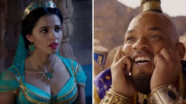 Disney unveils new Aladdin trailer and Will Smith's Genie totally steals the show