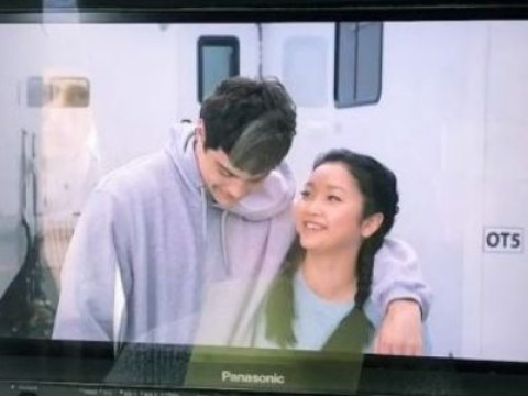Lana Condor shares first look of Peter Kavinsky in TATBILB 2 – and we're so not ready for it