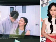 Lana Condor shares first look of Peter Kavinsky in TATBILB 2 - and we're not ready for it