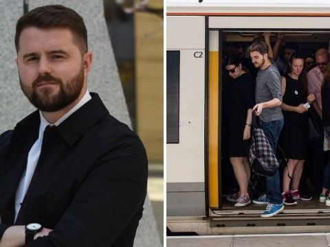 Calls to scrap first class train carriages after man escorted off by police with standard ticket
