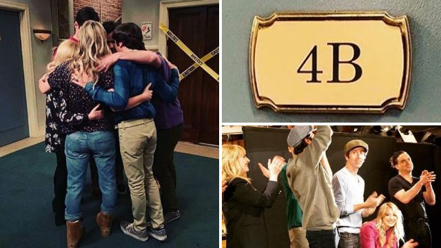 The Big Bang Theory cast prepare for emotional final bows as series wraps last ever episode