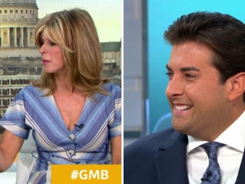 Richard Madeley and Kate Garraway make epic gaffe and offer recovering addict James Argent a tinny in honour of Diane Abbott