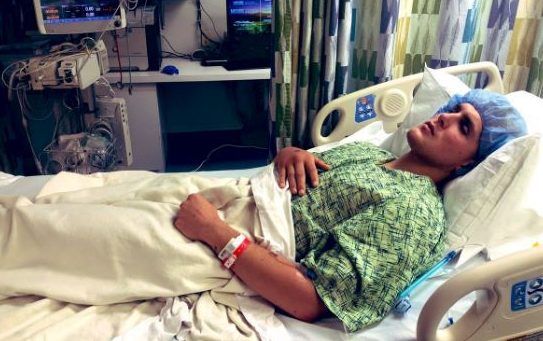 Jake Paul says he 'could have lost whole arm' after being hospitalised