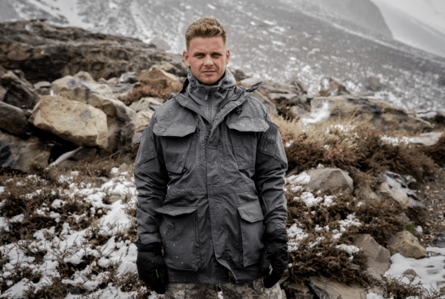 Jeff Brazier on SAS: Who Dares Wins