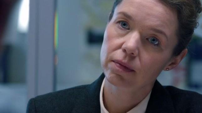 Anna Maxwell Martin as Patricia Carmichael in Line Of Duty