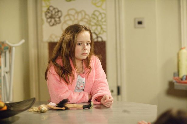 Louise Mitchell was played by Brittany Papple in EastEnders