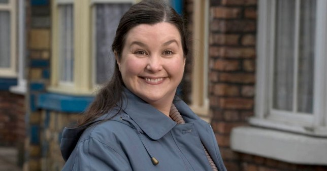 Mary has a new love interest in Coronation Street