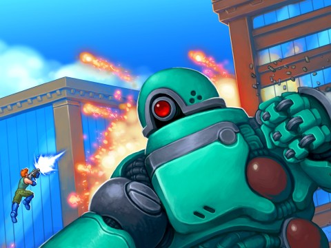 Mechstermination Force review – robot bosses