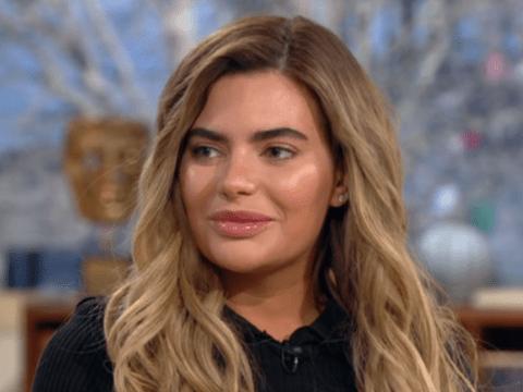 Megan Barton-Hanson's mum 'burst out crying' seeing daughter's 'moon face' after hair dye reaction