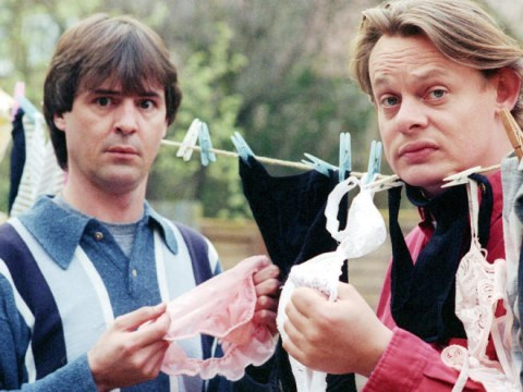 Martin Clunes puts pin in Men Behaving Badly reunion rumours