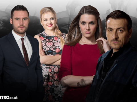 Sign up for our soaps newsletter for exclusive spoilers on Coronation Street, EastEnders, Emmerdale and Hollyoaks