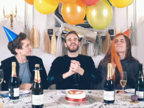 PewDiePie drops scathing Congratulations video for T-Series after admitting defeat in subscriber battle