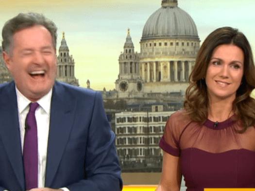 Piers Morgan identifies as 'trans-slender' after being fat-shamed: 'I'm no longer fat'