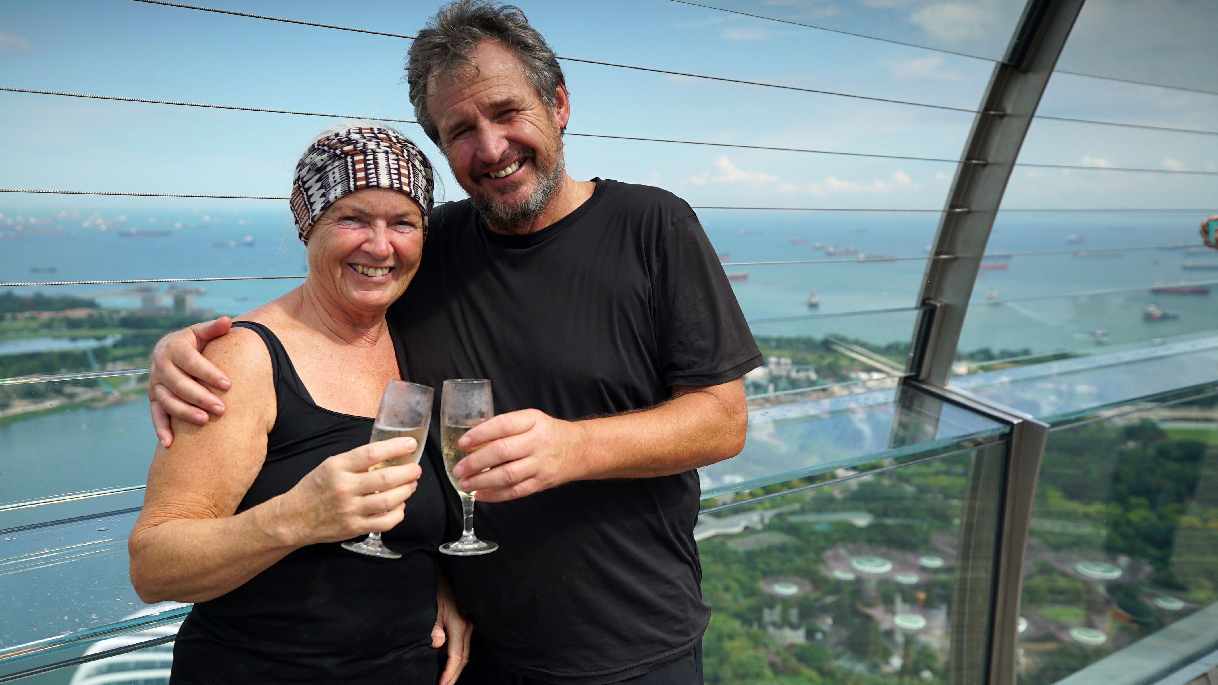 Race Across The World's Elaine and Tony crowned winners after heated sprint to the finish