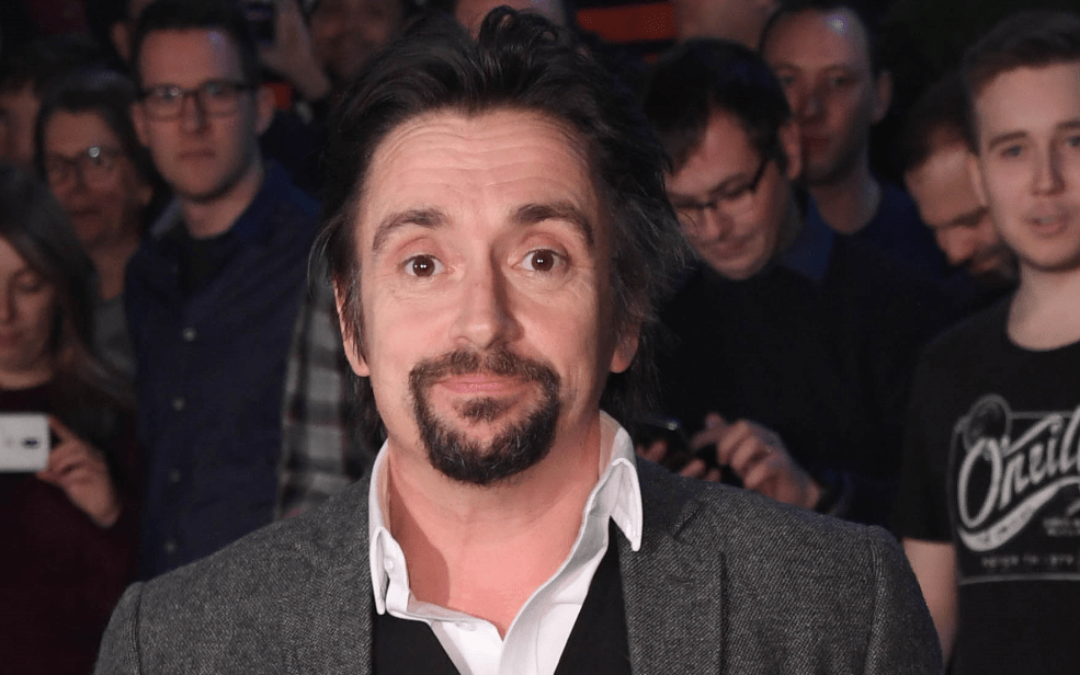 Richard Hammond announces new solo series away from The Grand Tour and even he's rinsing the name