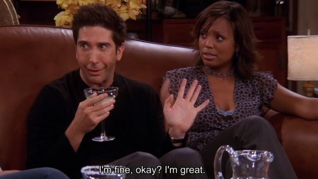 Ross Geller voted worst friends character (Picture: NBC)