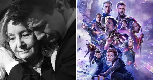 Jeremy Renner gets emotional over 'Avengers family'