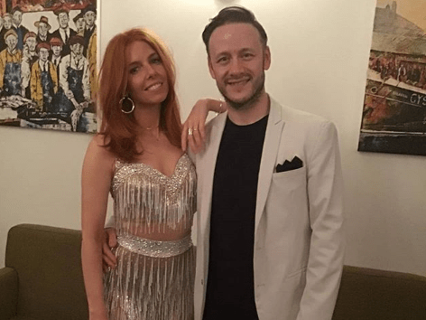 Stacey Dooley thrilled to reunite with 'amazing' Strictly partner Kevin Clifton after boyfriend split