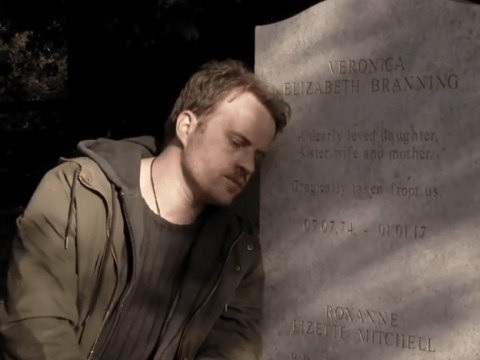 Does Sean Slater die in tragic EastEnders suicide storyline?
