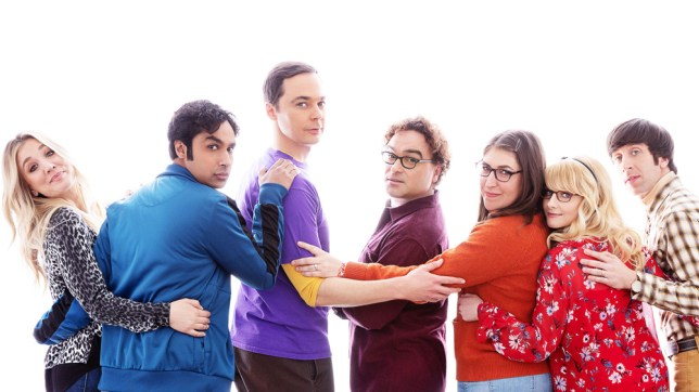 The Big Bang Theory Final Farewell cast photo (Picture: CBS)