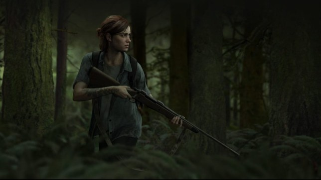 The Last Of Us Part 2 screenshot