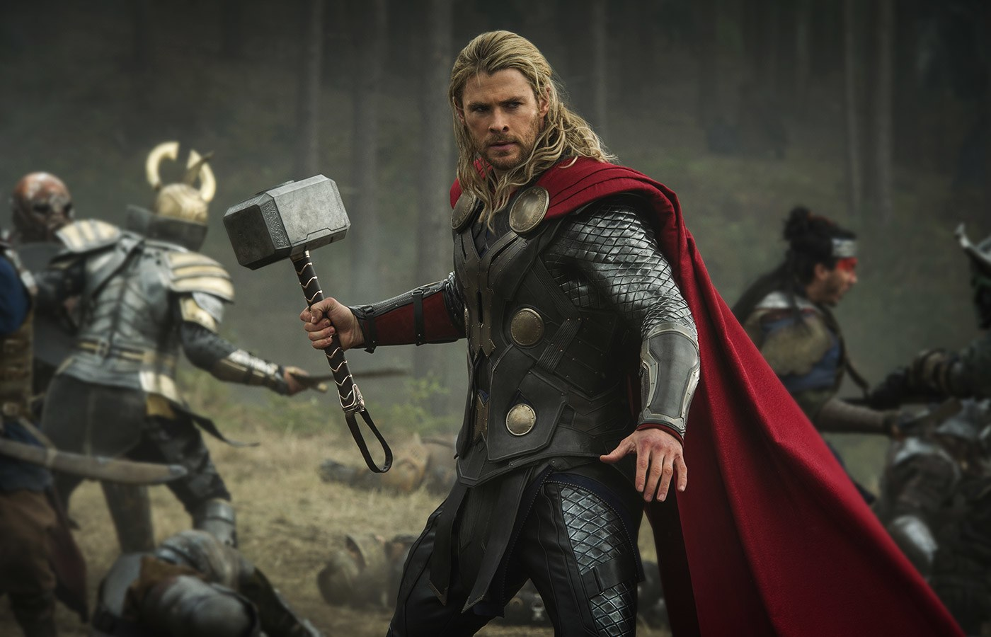 Chris Hemsworth 'doesn't know what the future holds' for Thor after Avengers: Endgame