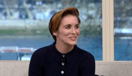 Vicky McClure on This Morning