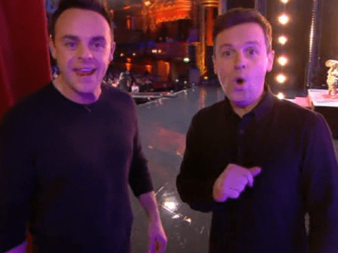 Britain's Got Talent viewers delighted as Ant and Dec reunite on screen: 'My heart is so full'