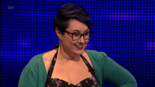 Sammy appears on The Chase and is offered £70k