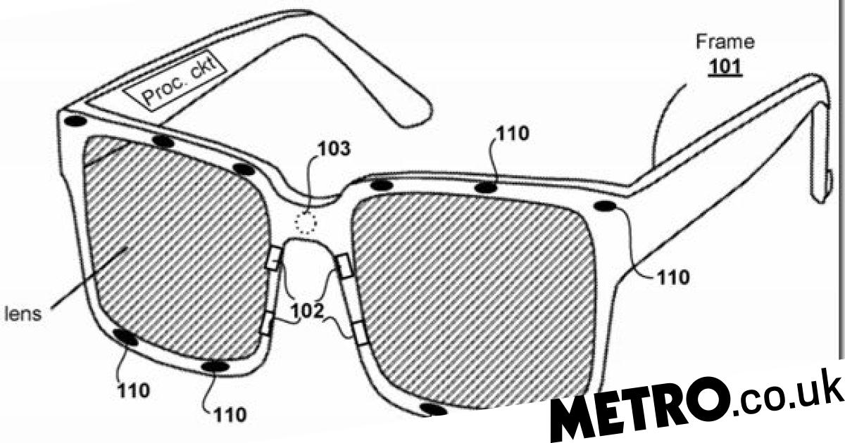 Sony's eye-tracking glasses hint at new PlayStation VR
