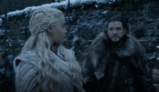 Game of Thrones' Daenerys
