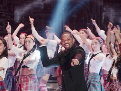 Will Smith reveals he can't actually dance as he makes Bollywood debut