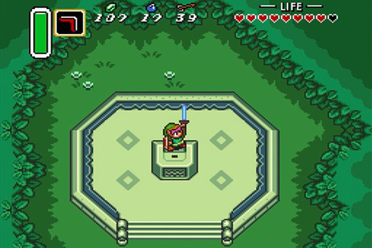 Zelda: A Link To The Past, Metroid Prime Trilogy, and Persona 5 leaked for Nintendo Switch