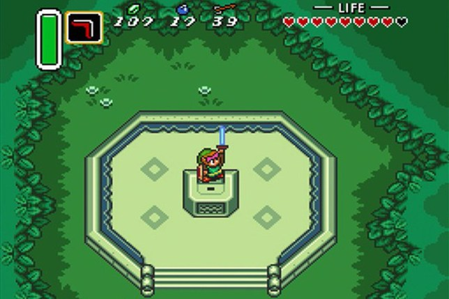 Zelda: A Link To The Past - coming soon to Switch?