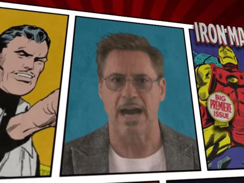 Avengers Endgame cast recap entire MCU with epic four-minute 80s track