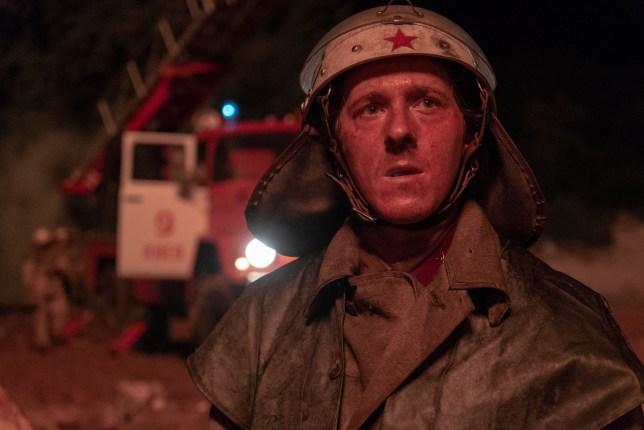Chernobyl episode 1